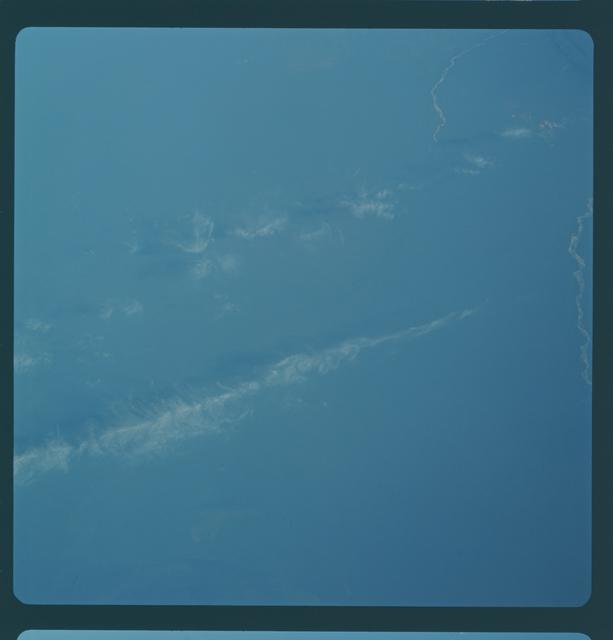 Gemini IX Mission Image - Bolivia/Paraguay