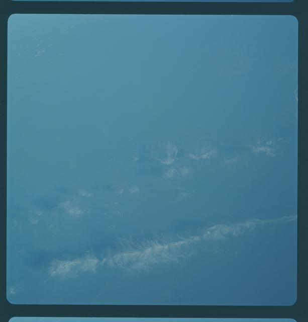 Gemini IX Mission Image - Bolivia/Paraguay/Brazil