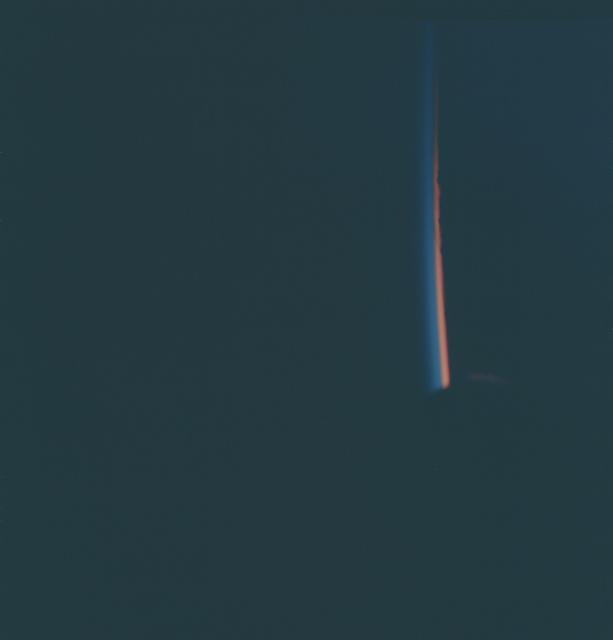Gemini IX Mission Image - Limb