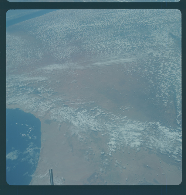 Gemini IX Mission Image - Somali/Ethiopia