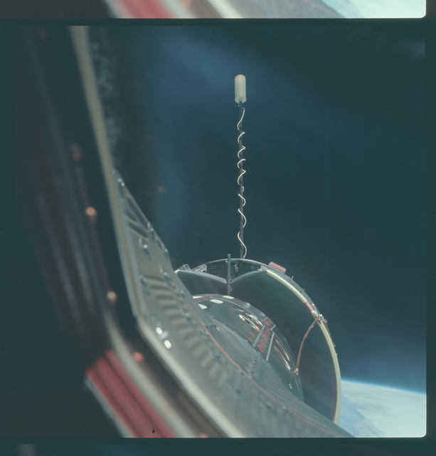 Gemini X Mission Image - Agena No. 5005