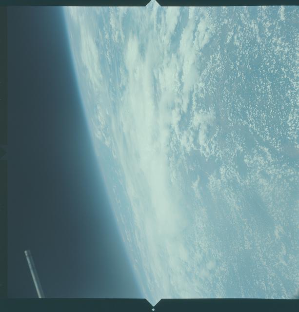 Gemini X Mission Image - China/Vietnam