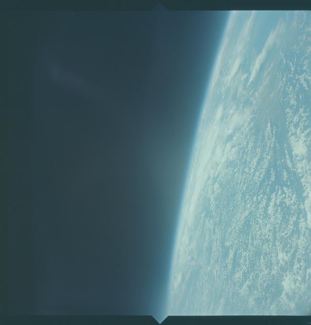 Gemini X Mission Image - North Vietnam