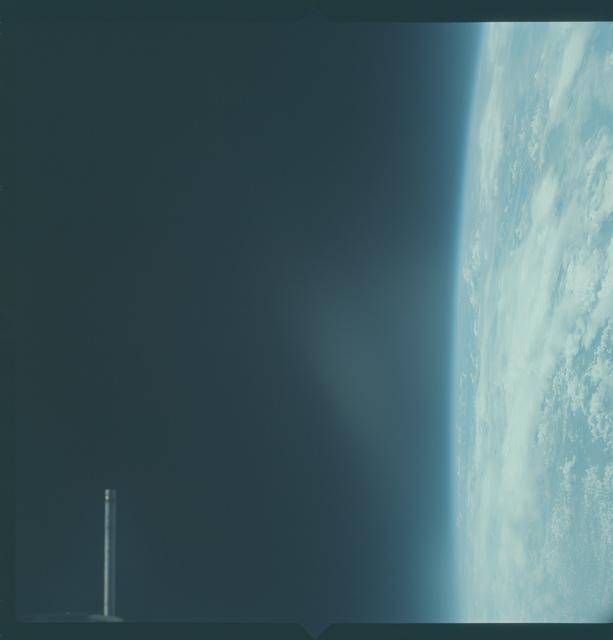 Gemini X Mission Image - Vietnam/China