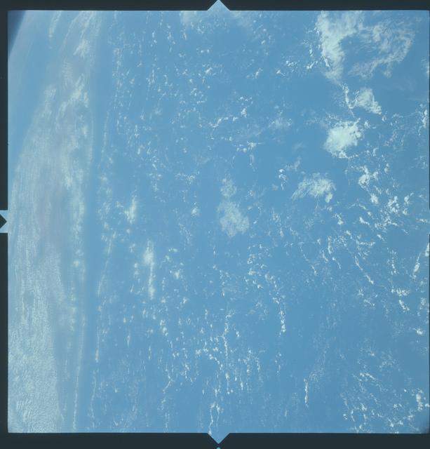 Gemini XI Mission Image - India/Ceylon