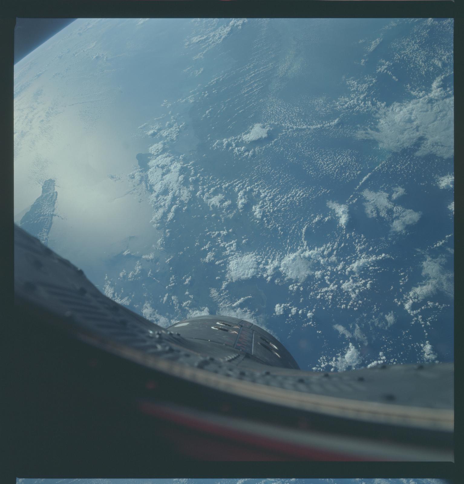 Gemini XII Mission Image - Cuba