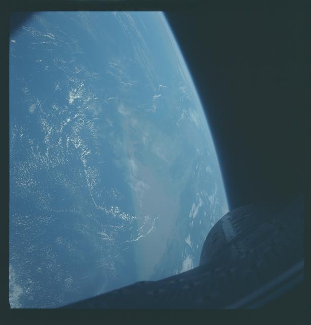 Gemini XII Mission Image - Burma