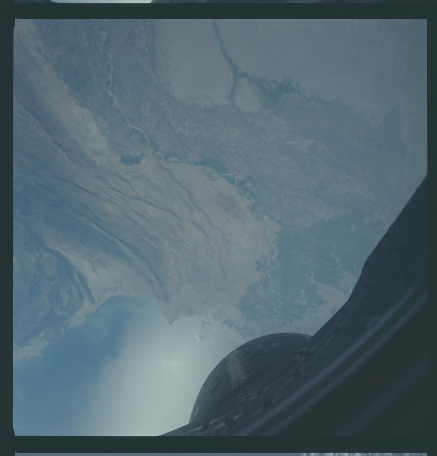 Gemini XII Mission Image - Pakistan