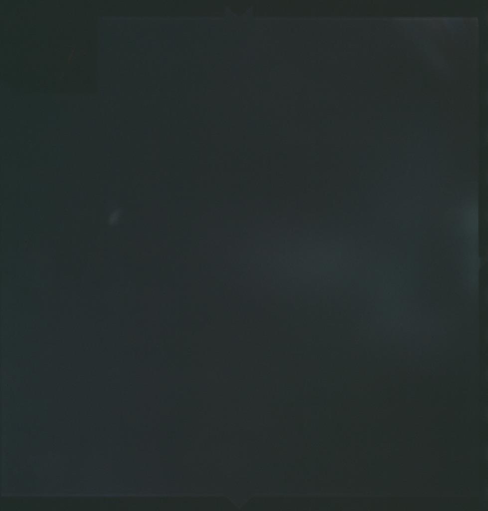 AS04-01-001 - Apollo 4 - Apollo 4 Mission - Black unlighted sky