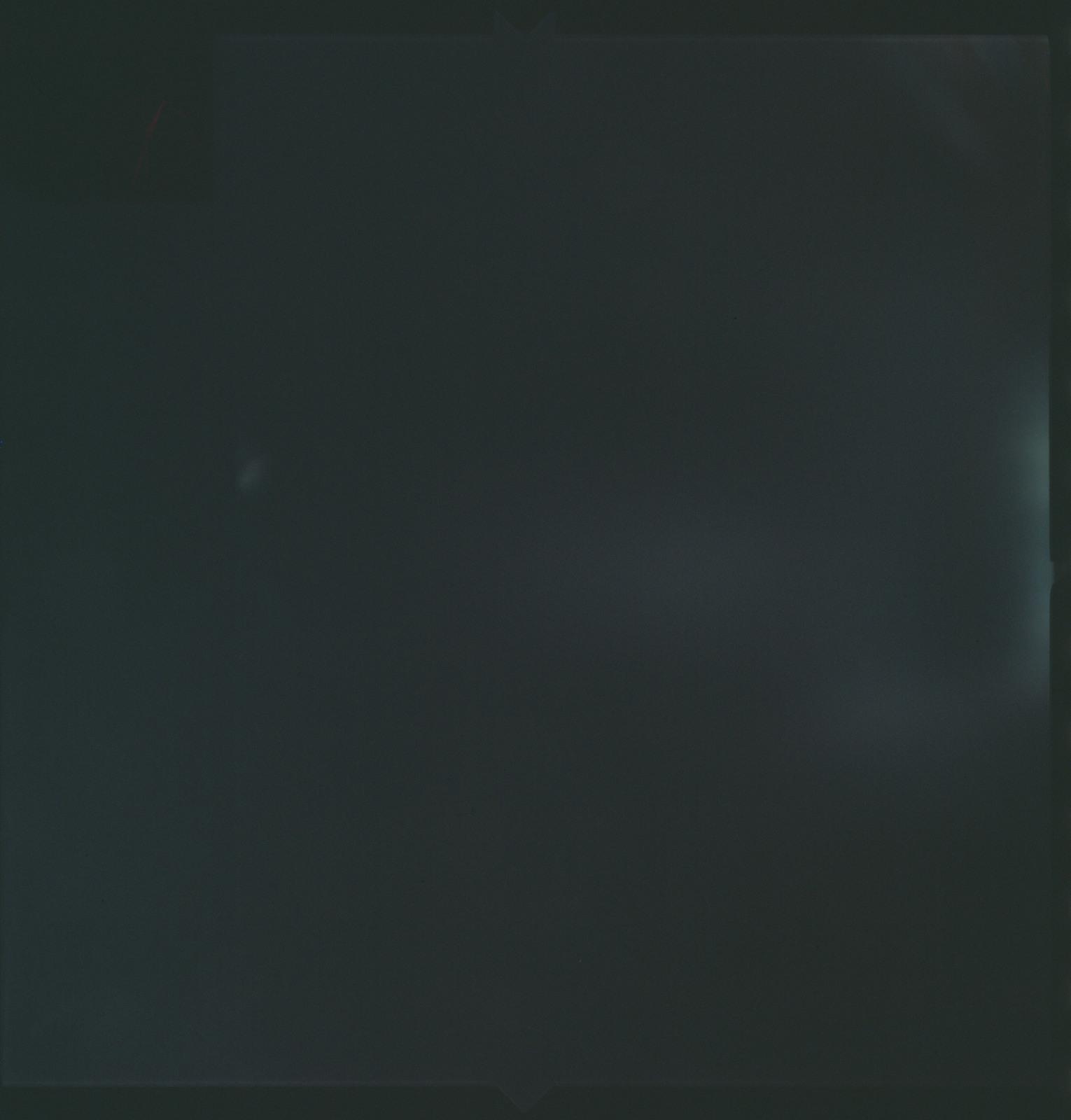 AS04-01-010 - Apollo 4 - Apollo 4 Mission - Black unlighted sky