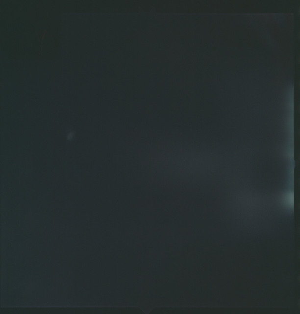 AS04-01-030 - Apollo 4 - Apollo 4 Mission - Black unlighted sky