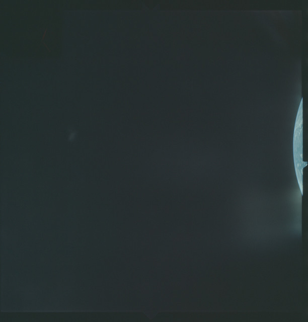 AS04-01-060 - Apollo 4 - Apollo 4 Mission - Atlantic Ocean