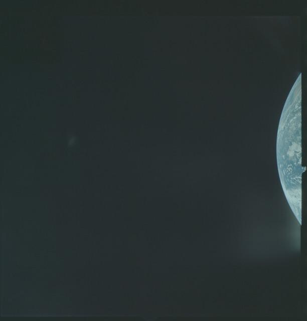 AS04-01-090 - Apollo 4 - Apollo 4 Mission - Atlantic Ocean, coastal Brazil and West Africa