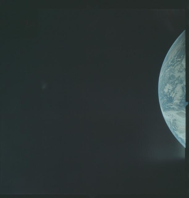 AS04-01-130 - Apollo 4 - Apollo 4 Mission - Atlantic Ocean,coastal Brazil and West Africa