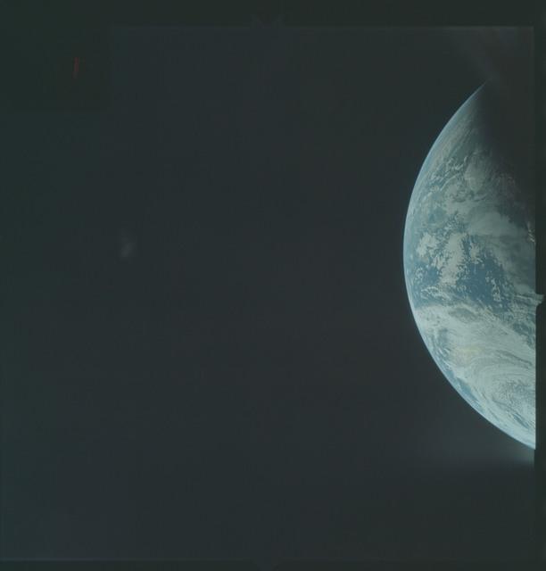 AS04-01-190 - Apollo 4 - Apollo 4 Mission - Atlantic Ocean,coastal Brazil and West Africa