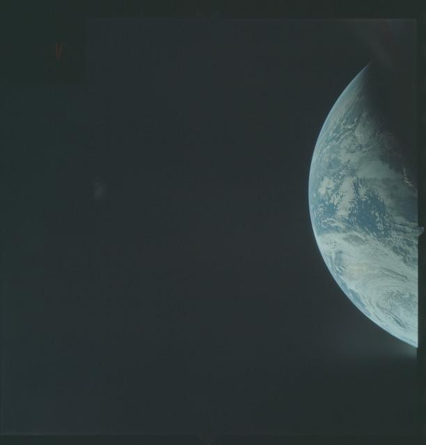 AS04-01-201 - Apollo 4 - Apollo 4 Mission - Atlantic Ocean,coastal Brazil and West Africa