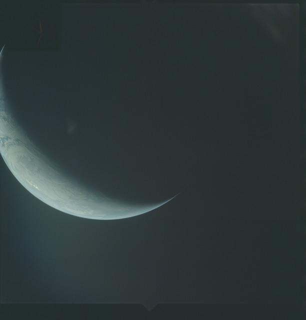 AS04-01-690 - Apollo 4 - Apollo 4 Mission - Atlantic Ocean, and Antarctica