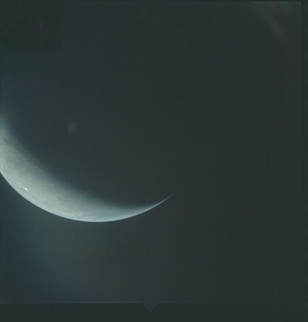 AS04-01-710 - Apollo 4 - Apollo 4 Mission - Atlantic Ocean,and Antarctica