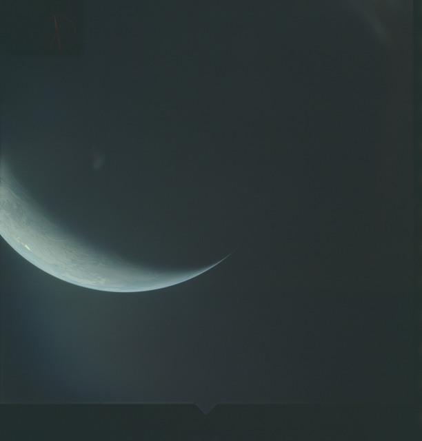AS04-01-720 - Apollo 4 - Apollo 4 Mission - Atlantic Ocean,and Antarctica