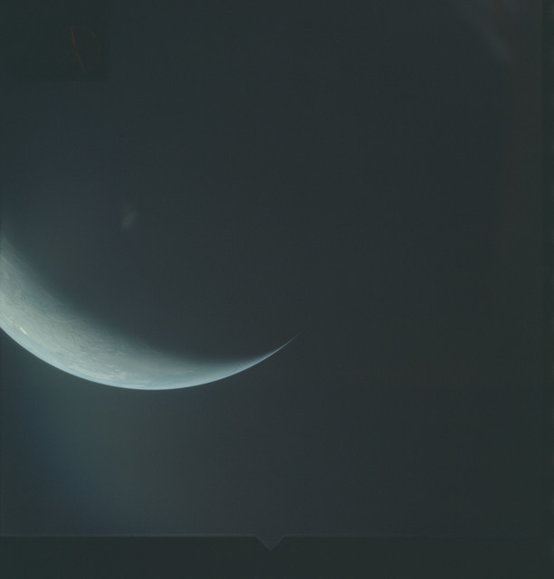 AS04-01-731 - Apollo 4 - Apollo 4 Mission - Atlantic Ocean,and Antarctica
