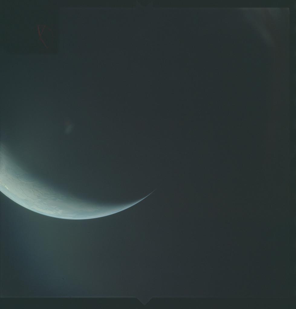 AS04-01-740 - Apollo 4 - Apollo 4 Mission - Atlantic Ocean,and Antarctica