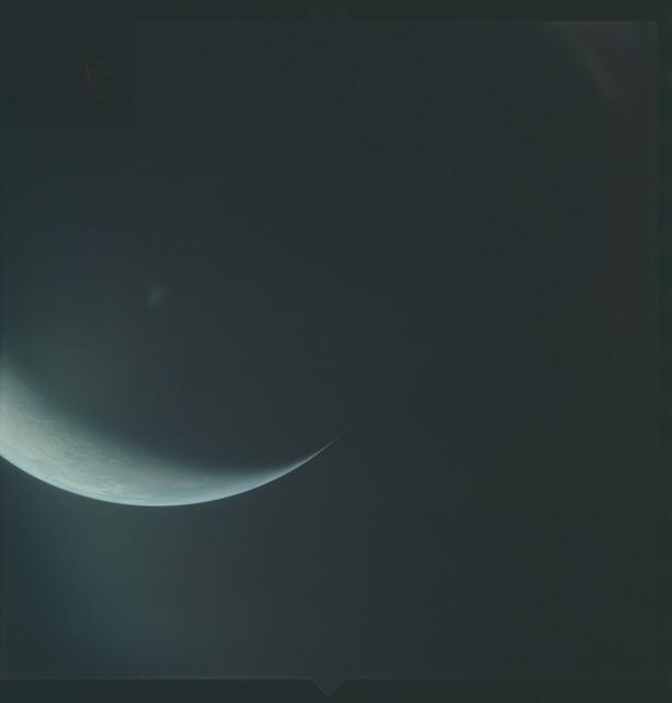 AS04-01-751 - Apollo 4 - Apollo 4 Mission - Atlantic Ocean,and Antarctica
