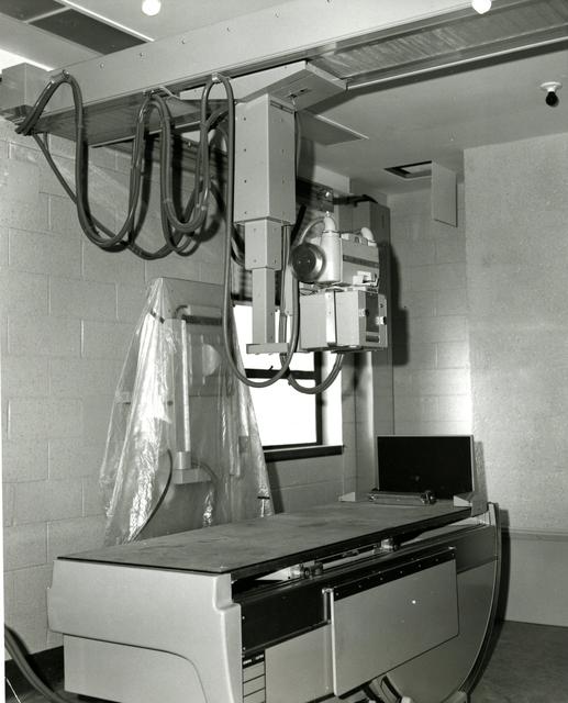 Environmental Lab - X-Ray Room