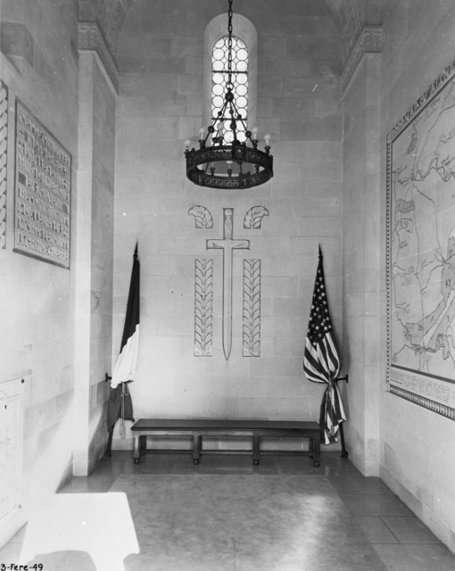 [American Cemetery at Fere-en-Tardenois]