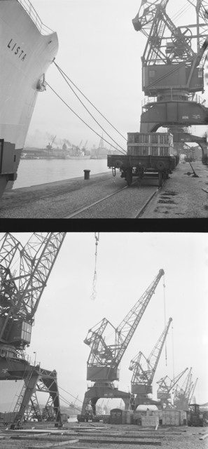 [Arrival of Merchandise at Port of Rouen]