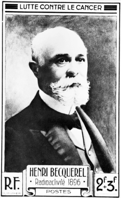 Henri Becquerel [Atomic Scientists]