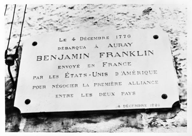 [Benjamin Franklin and US History]