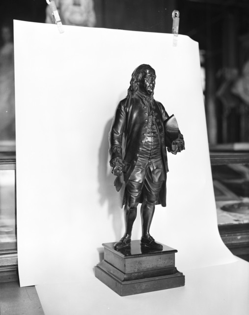 [Benjamin Franklin's Exhibit, Bibl. Nationale]