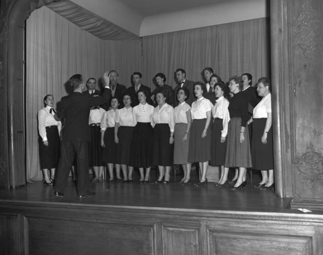 [Choir Group, US Embassy]