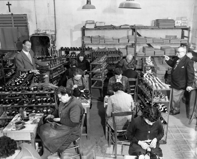 [Chupin Shoe Factory, Cholet]