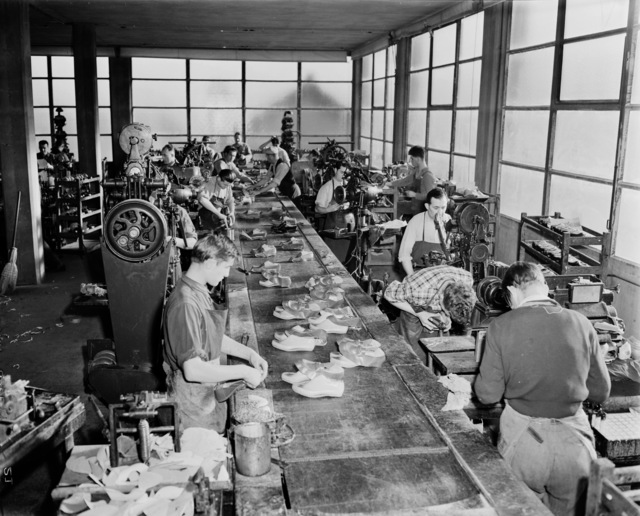 [Clerget Shoe Factory (Productivity Story)]