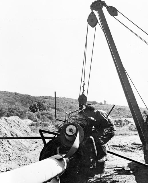 [Donges Metz Pipeline]