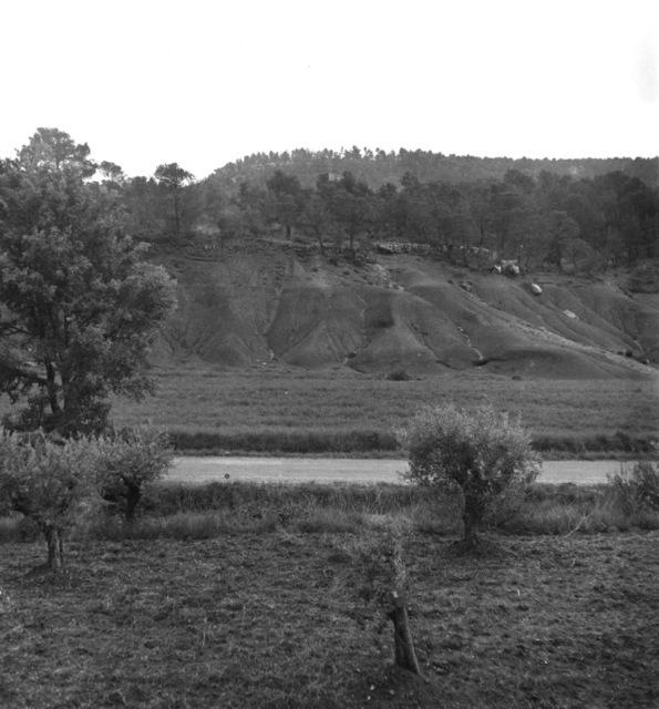 [Donzere-Mondragon Project] - [Lead, Rhone Landscape near Donzere-Mondragon]