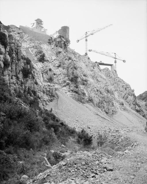 [Donzere-Mondragon Project] - [Rhone Landscape near Donzere-Mondragon]