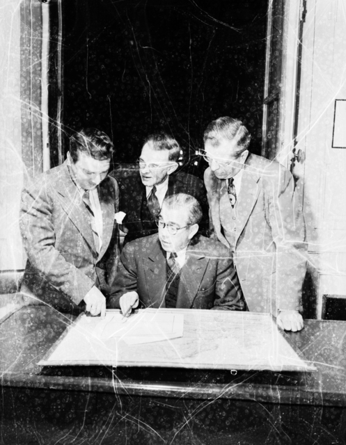 [ECA Observers to Yugoslavia]