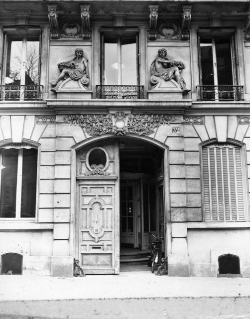 [Entrances of All ECA Buildings in Paris]