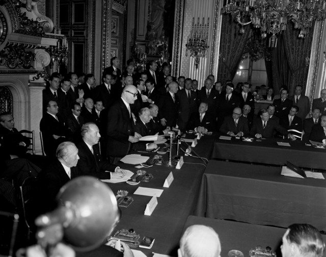 [European Defense Community Treaty Signed in Paris, Ma7 27, 1952]
