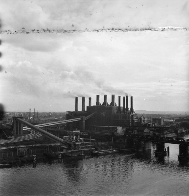 [Gennevilliers - Thermal Electric Plant]