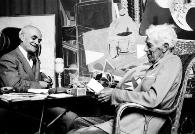 [Georges Braque's Interview]