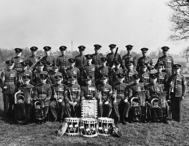 [Here Comes the Band - Royal Air Force Band)]