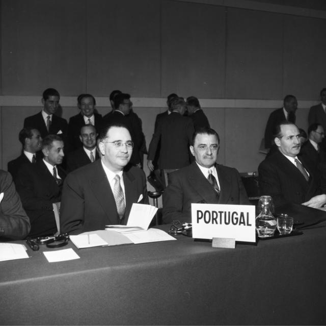 [NATO Meeting in Paris]