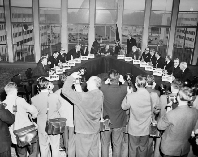 [NATO Paris Conference, 1954]