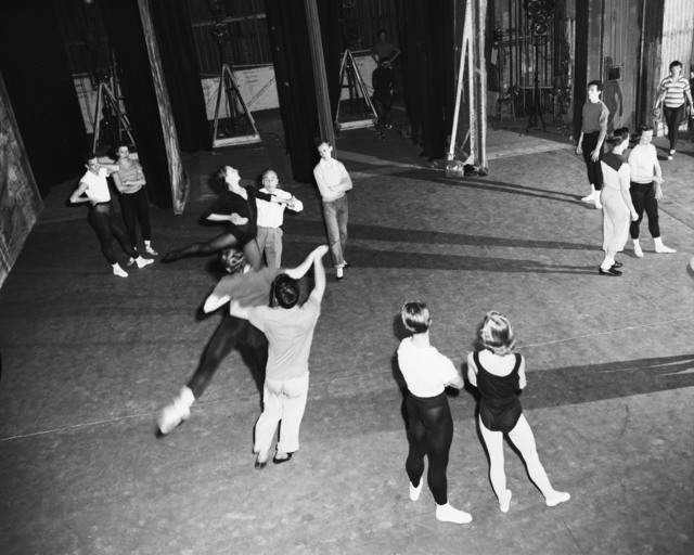 [New York City Ballet Rehearsal]