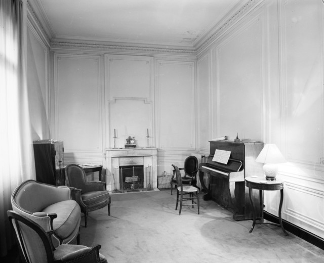 [Paris Apartment of Luke W. Finlay]