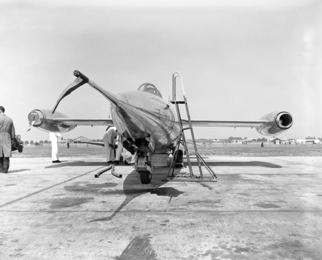 [Paris International Air Show 1953]