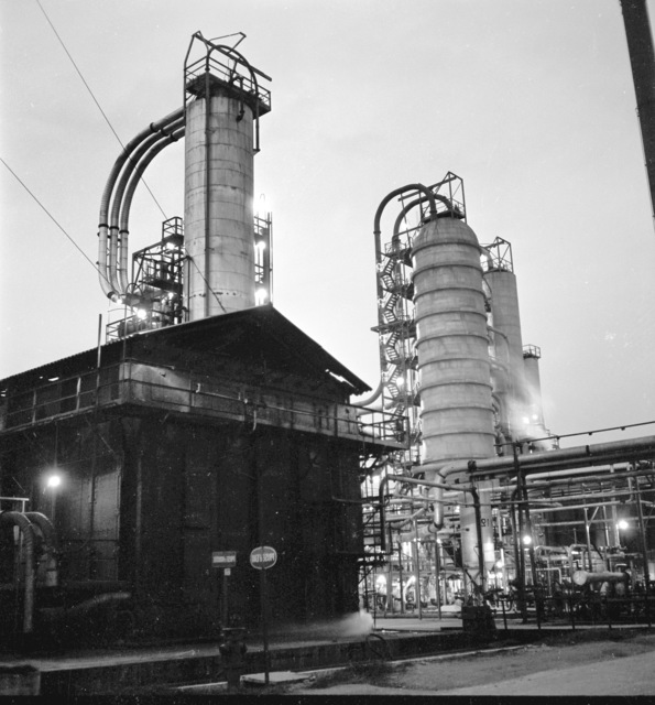 [Petroleum, Le Havre, Gonfreville l'Orcher]